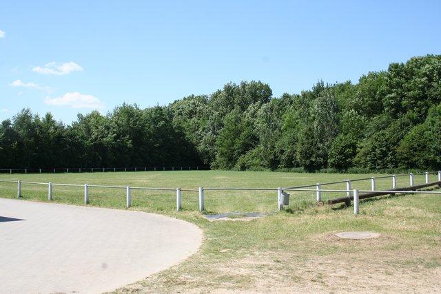 Turnierplatz Springen